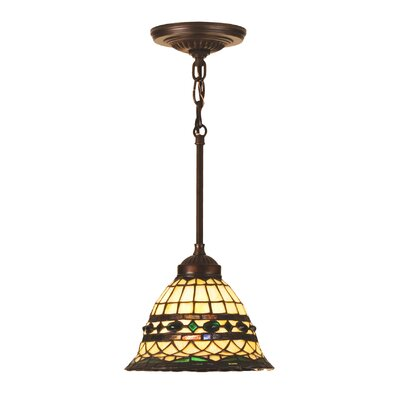 Tiffany Roman 1-Light Mini Pendant