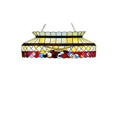 6-Light Billiard Light