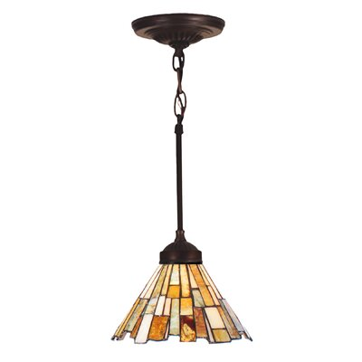 Weissman Delta 1-Light Mini Pendant