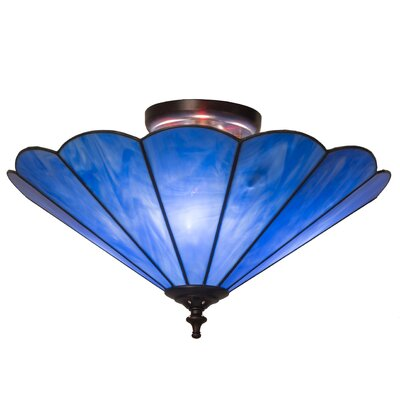Perennial 3-Light Flush Mount