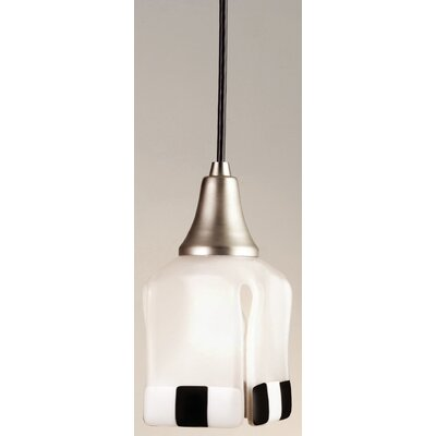 Metro Fusion Enduro Draped 1-Light Mini Pendant