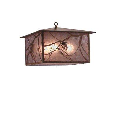 Whispering Pines 4-Light Pendant