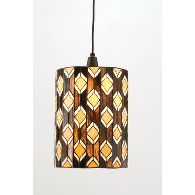 Diamonte 1-Light Mini Pendant