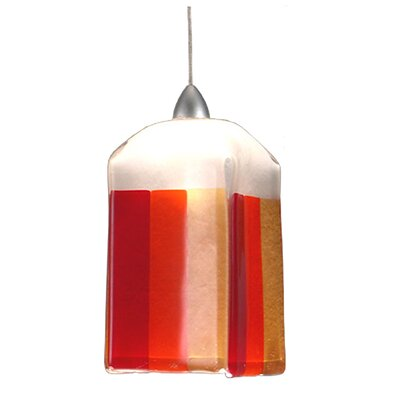 Metro Fusion Litesavers Draped 1-Light Mini Pendant