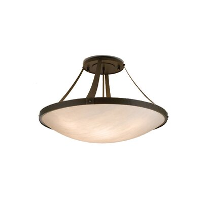 Urban 6-Light Semi Flush Mount