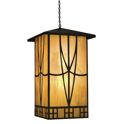 Scottsdale Mission 4-Light Pendant