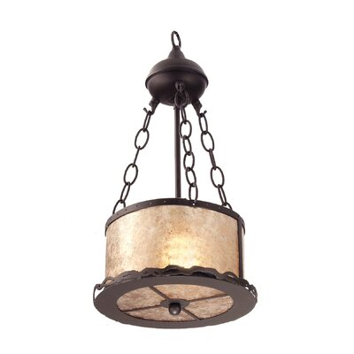 Branch 2-Light Inverted Pendant Size: 53 H x 10 W x 10 D