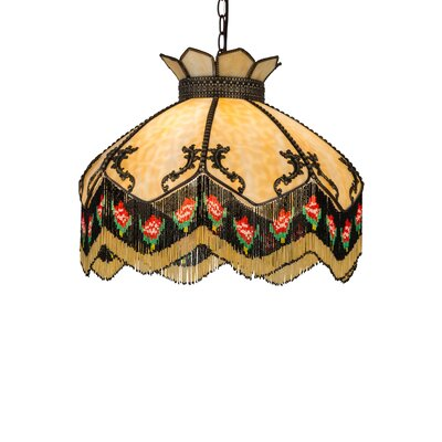 Isabella 3-Light Bowl Pendant