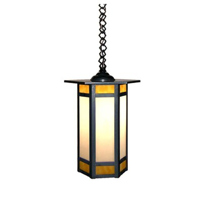 Albany 1-Light Foyer Pendant