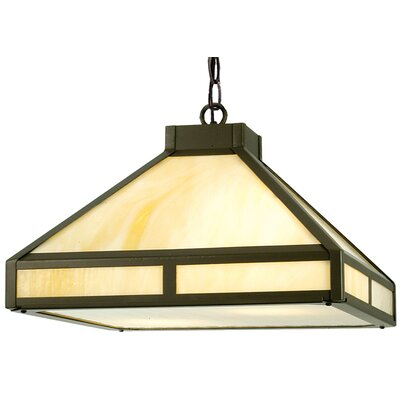 Whitewing Prime 2-Light Pendant