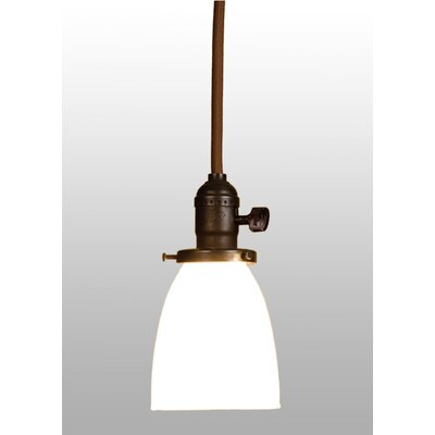 Revival Chelsea Goblet 1-Light Mini Pendant
