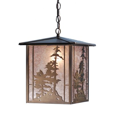 Tall Pines 1-Light Mini Pendant