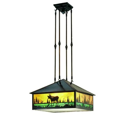 Moose Creek 3-Light Pendant