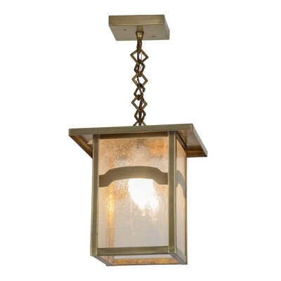 Hyde Park Mountain View 1-Light Mini Pendant