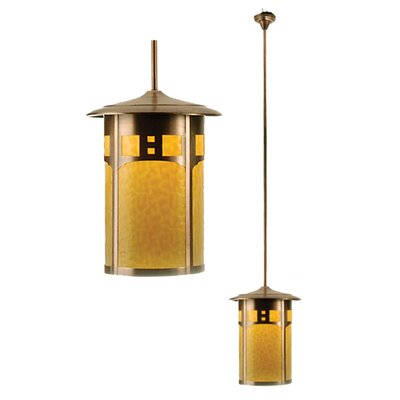 Fulton Travers 1-Light Mini Pendant