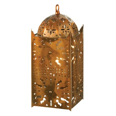 Moroccan 2-Light Mini Pendant Size: 16.5 - 160.5 H x 5 W x 5 D