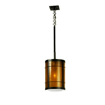 Villa 1-Light Drum Pendant
