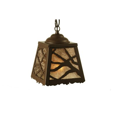 Branches 1-Light Mini Pendant