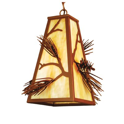 Lone Pine 1-Light Mini Pendant