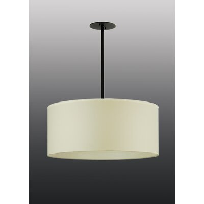 Cilindro 4-Light Drum Pendant