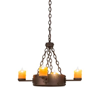 Kingston 4-Light Candle-Style Chandelier