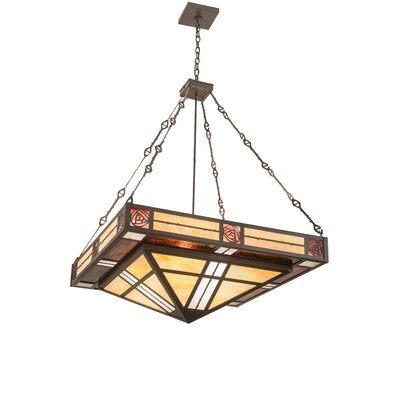 Bungalow Rose 8-Light Inverted Pendant