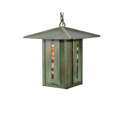 Moss Creek Creekside 4-Light Foyer/Lantern Pendant Size: 20 - 50 H x 20.5 W x 20.5 D