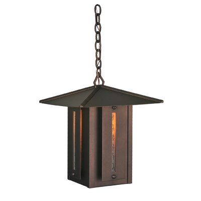 Moss Creek Creekside 1-Light Pendant Size: 50 H x 5.5 W x 14 D