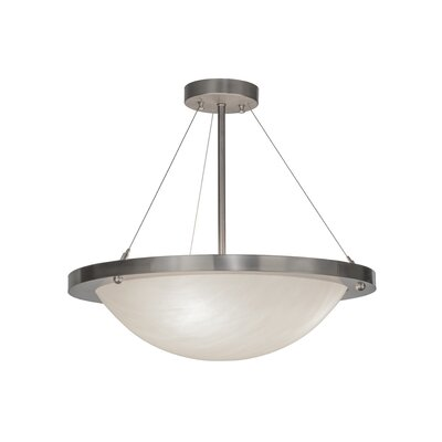 Catalina 4-Light Semi Flush Mount
