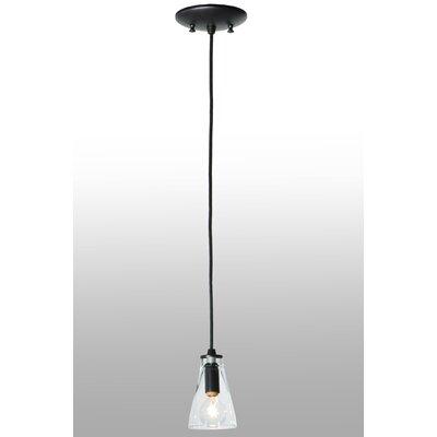 Libation 1-Light Mini Pendant Size: 30 H x 5.25 W x 5.25 D