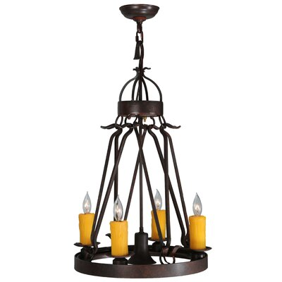 Lakeshore 5-Light Candle-Style Chandelier