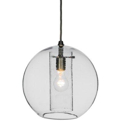 Bola 1-Light Globe Pendant Size: 76 H x 12 W x 12 D