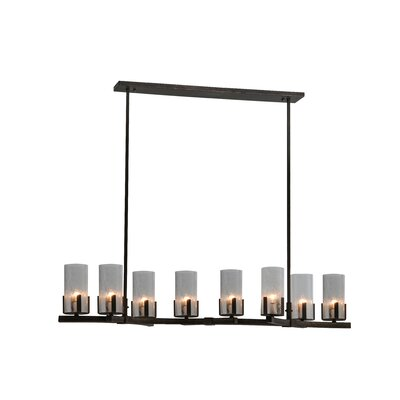 Cero 8-Light Kitchen Island Pendant