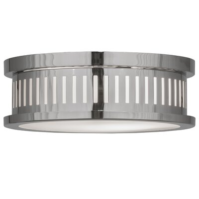 Cilindro Chisolm Passage 2-Light Flush Mount
