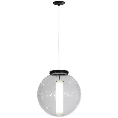Greenbriar 1-Light Globe Pendant