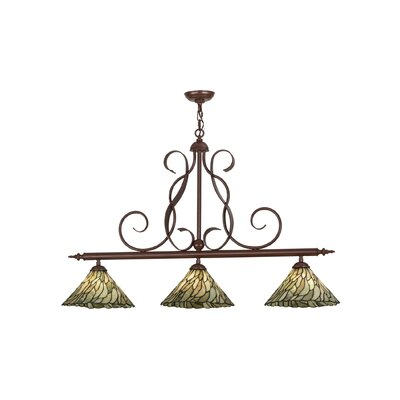 Greenbriar 3-Light Kitchen Island Pendant