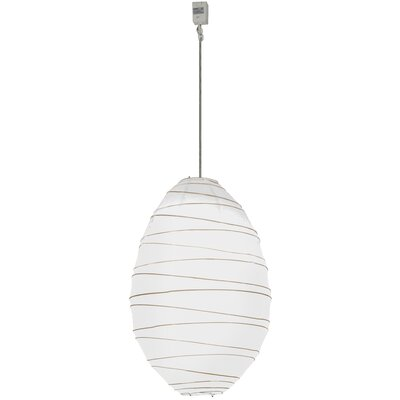 Greenbriar Oak 1-Light Globe Pendant Size: 203 H x 15 W x 15 D
