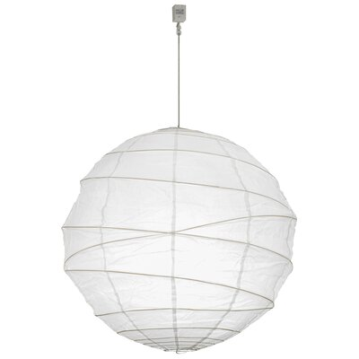 Greenbriar Oak 1-Light Globe Pendant Size: 210