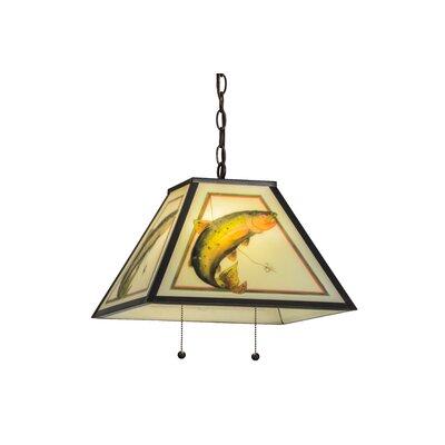 Greenbriar 2-Light Mini Pendant