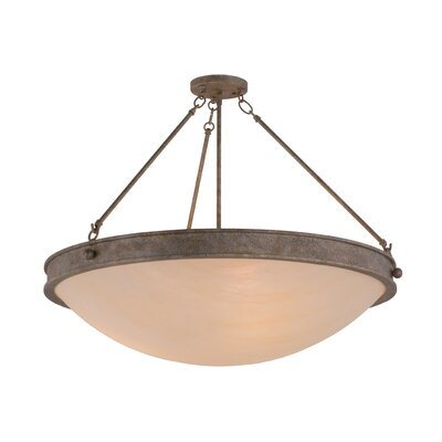 Dionne 3-Light Inverted Pendant