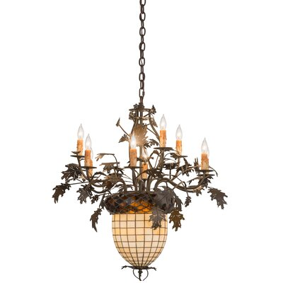 Greenbriar 8-Light Candle-Style Chandelier
