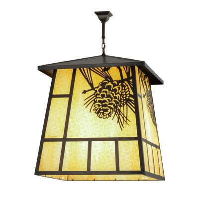 Greenbriar 4-Light Mini Pendant
