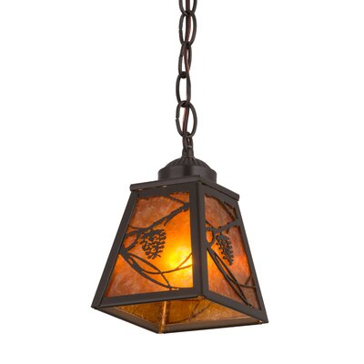 Whispering Pines 1-Light Mini Pendant