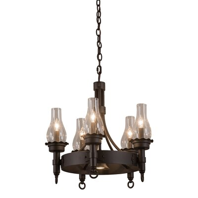 Greenbriar 5-Light Candle-Style Chandelier