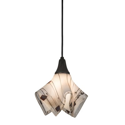 Greenbriar Oak Metro Fusion Ramoscelli 1-Light Mini Pendant