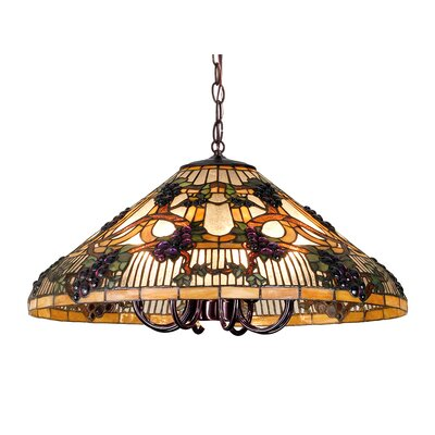 Tiffany 9-Light Pendant