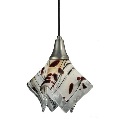 Metro Fusion Ramoscelli Handkerchief 1-Light Mini Pendant