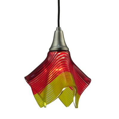 Metro Fusion Stratos Solare Handkerchief 1-Light Mini Pendant
