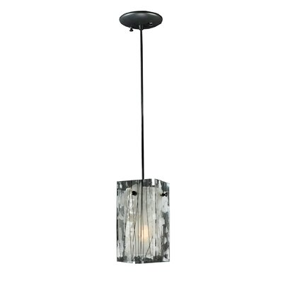 Metro Branches Quadrato 1-Light Mini Pendant