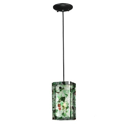 Metro Parade Quadrato 1-Light Mini Pendant